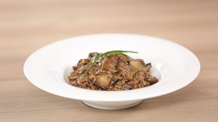 Η σεφ Ντίνα Νικολάου ετοιμάζει στα Τρίκαλα μια υπέροχη συνταγή με μανιτάρια του δάσους, Χωριό ελαιόλαδο Ορεινές Περιοχές & Χωριό soft με ελληνικό γιαούρτι.