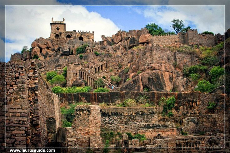 The majestic and imposing monument that is located on the western outskirts of the city of Hyderabad - Golconda Fort, unravels with it 400 years of the rich cultural heritage of this city. Built by Mohammed Quli Qutb Shah in 1525, the Golconda Fort epitomizes the culture of opulent Nawabi time.