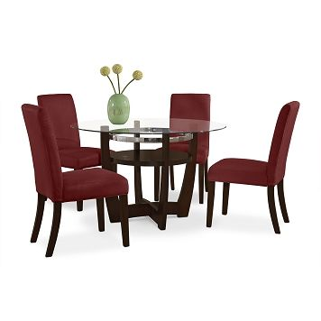 beige dining room orange dining room dining sets value city furniture