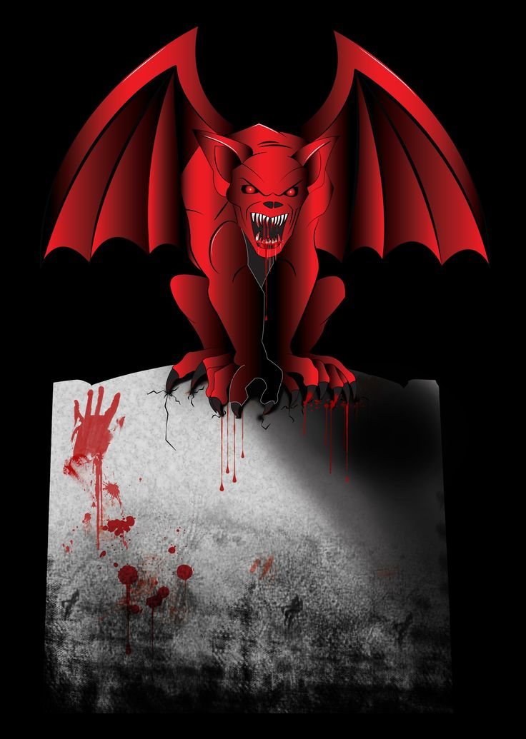 My Gargoyle t-shirt design