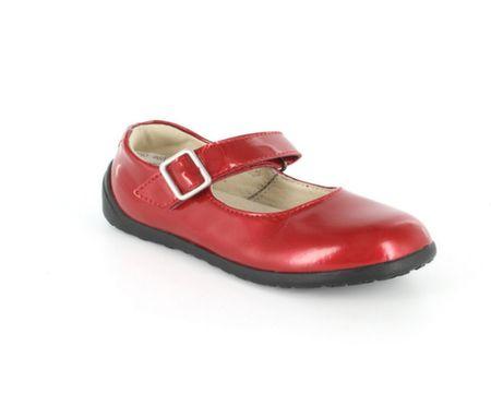 Zapatos marrones Umi infantiles rf1fhw