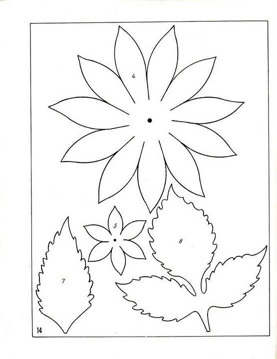 описание изготовления цветов из ткани15
