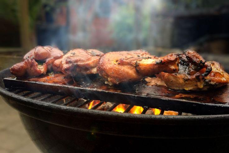 Gerookte Parelhoen & Kwartel | Grilling plank recipes