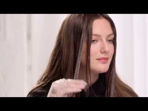 BALAYAGE HOW-TO WITH GARNIER NUTRISSE ULTRA COLOR | HAIR COLOR 101 - YouTube