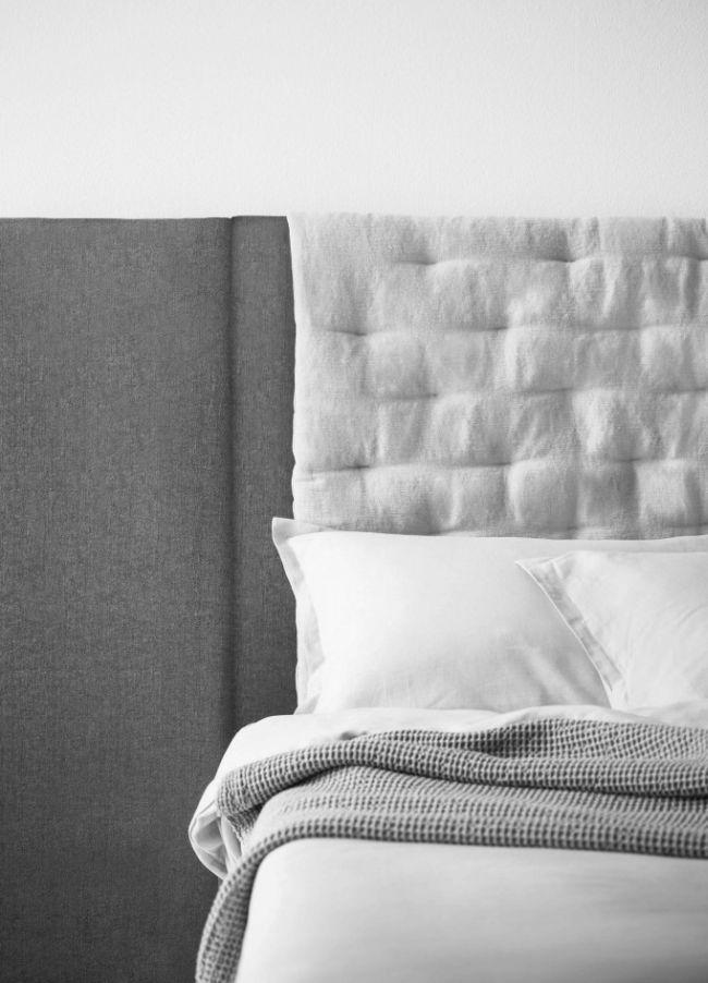 Szara strefa #modern #bedroom #pianca #furniture #from #italy