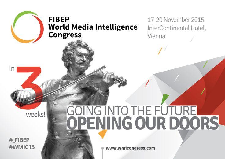 3 weeks until the #_FIBEP #WMIC15 in #Vienna, 17-20 November, 2015.