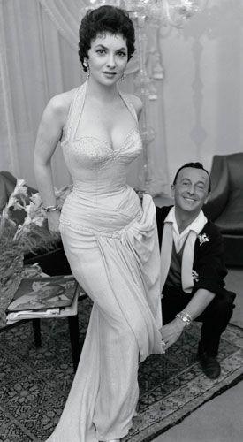Gina Lollobrigida, Fashion