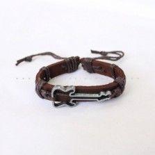 Guitarist Bracelet - Dark Choco