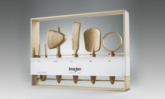 Ima-jen, houten speelgoed gereedschap voor de stoere jongetjes