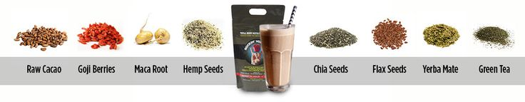 Rockin Wellness - Worlds best superfood health shake. I use 2 scoops instead of 1, and add a cup of ice for a milkshake effect.  Also add a banana, peanut butter, and any other personal preferences.  Milks I've used and the shake is still great: almond, hemp, flaxseed, and soy.