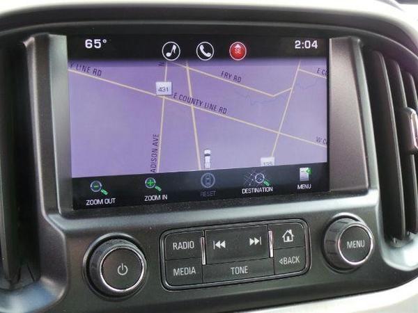 2015 Gmc Canyon Intellilink Io6 Gps Navigation Radio Upgrade Con