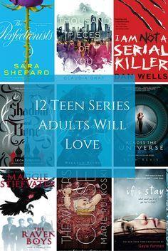 12 Teen Series Adults Will Love