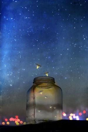 Prachtige site over afscheid nemen; 1001 Lichtjes