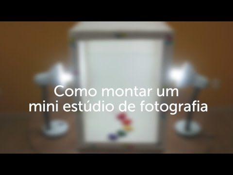 Mini estudio de la foto: DIY - Blog Elo7