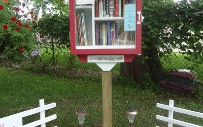 Steward Stories: Geocacheing and the 3rd Street Library