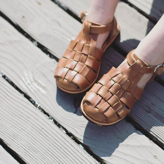 Gorgeous handmade leather sandals from Adelisa & Co. Unisex leather sandals available in baby and toddler sizes. Handmade baby shoes, shop small, toddler sandals, toddler shoes, baby sandals, baby shoes.