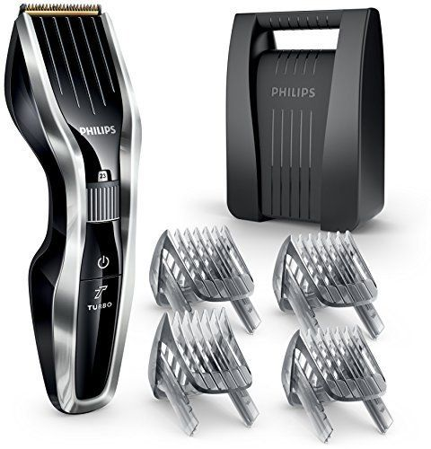 The HAIRCLIPPER Series 5000 should last and engineered to do. The innovative cutting element, durable titanium blades and adjustable beard and hair combs are made to provide you with a fast, sharp cut, again and again.  Acquire a fast, sharp cut, again and again: DualCut technology cuts hair two...