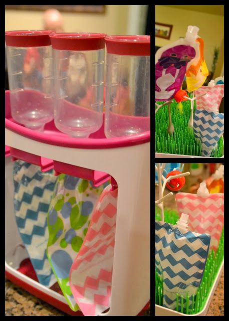 refillable reuseable baby food pouch and infantino squeeze station review!  nourish with style squooshi