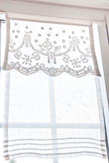 Scheibengardine Manon 45 cm x 70 cm