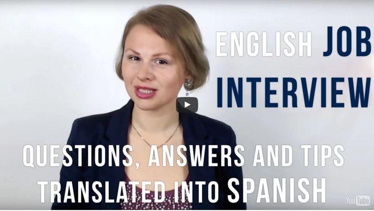 Descubre MI GUÍA COMPLETA PARA UNA ENTREVISTA DE TRABAJO EN INGLÉS. ¿Dime que te parece?