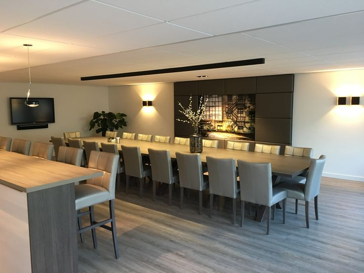 Conference room by Huis in Stijl