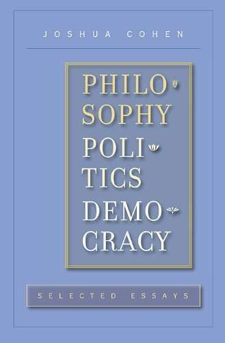 Sample Political Theory Essay