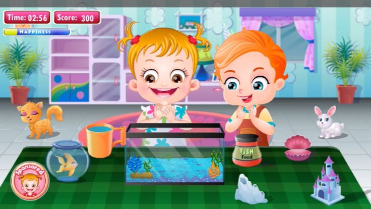 🐟 Baby Hazel Goldfish | Baby Hazel Games For Girls By Kids Games To Play 🐟