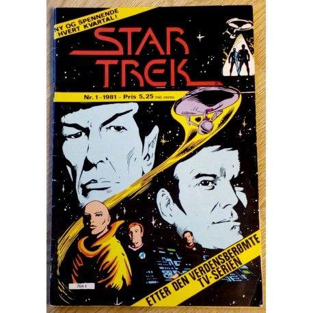 Star Trek: 1981 - Nr. 1