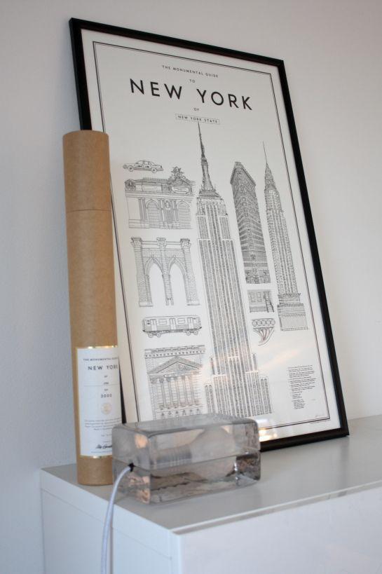 homevialaura   David Ehrenstråhle, Monumental Guide to New York   Harri Koskinen, Block
