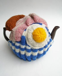 The greatest tea cosy I have ever seen!