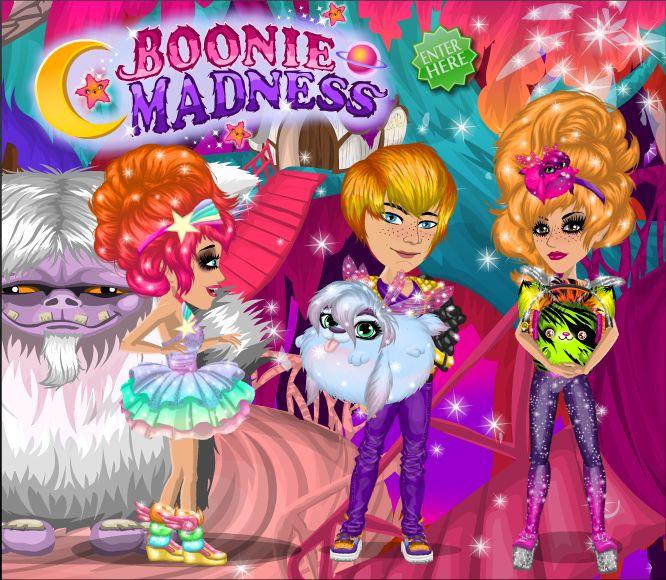 Boonie Madness at #moviestarplanet #MSP www.moviestarplanet.com