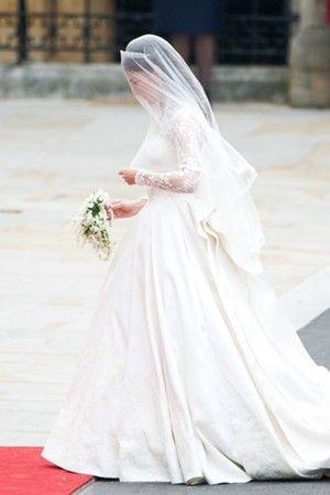 キャサリン妃のウェディングドレス、今夏より公開へ。|ファッションニュース(流行・モード)|VOGUE