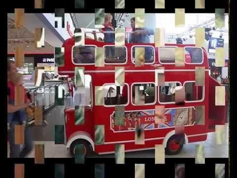 автобус аттракцион london bus