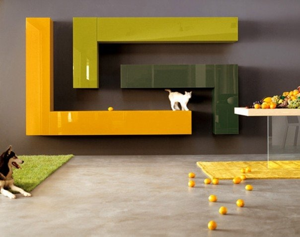 36&8 design by Daniele Lago #design #creativity #color #madeinitaly #furnitur #lago