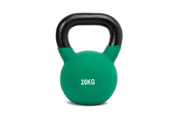 bol.com | Hastings Neoprene Kettlebell 20kg | Sport en Vrije tijd