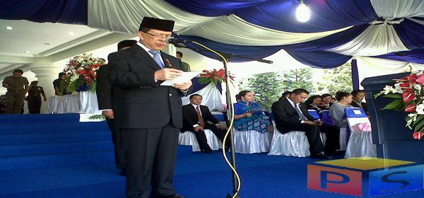 HUT Provinsi ke 49, Gubernur Ucapkan Selamat dari Miangas hingga Pinogaluman