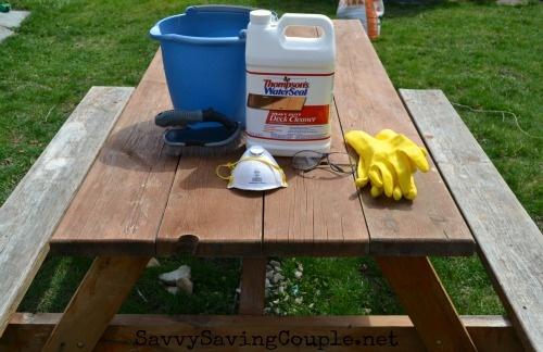 wood deck cleaner reviews 2
