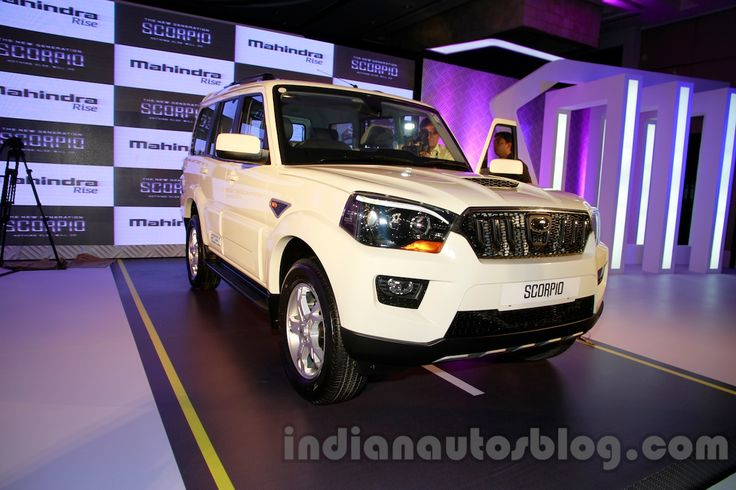 Recap - #Mahindra #Scorpio with automatic transmission launched at INR 13.13 Lakhs –