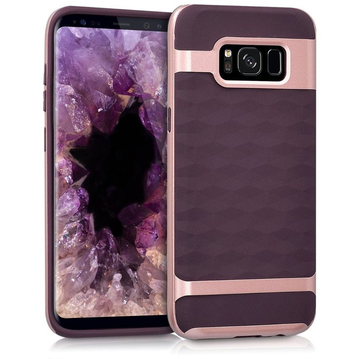 HoneycombTouch Purple for Samsung Galaxy S8 by KW.  #Luxury_best_quality_cases Buy yours @ #Agorashop