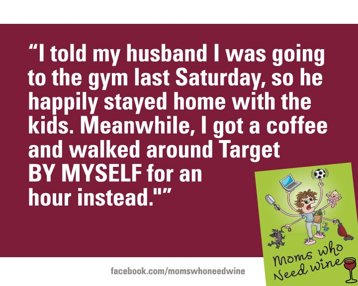 Real Mom Confession ... I have done something similar!