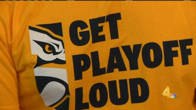 Eyeballs and ear plugs have become as much a part of a Nashville Predators game as the puck and hockey sticks.