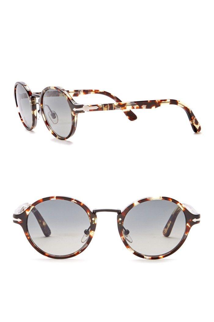 34fcc7499f2e2 Persol Round 48mm Sunglasses  men  accessories  eyewear  sunglasses