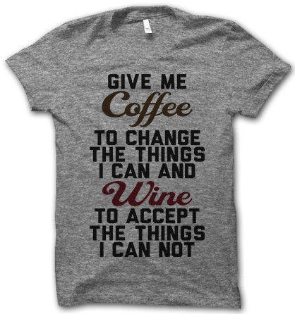 Give Me Coffee – Thug Life Shirts