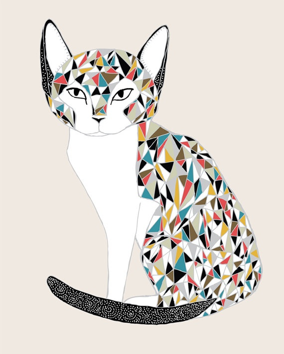 @Studio Calico - I'd love to use this idea with a photo enlargement of a beloved kitteh and a smattering of pp!
