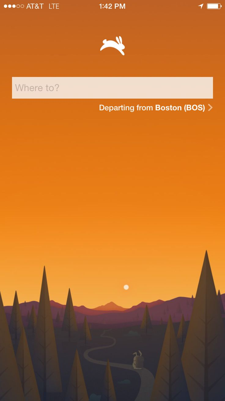 Hopper mobile app searches for flight deals and advises you to buy or wait for a better price
