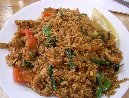 asiadeli: Thai Basil Chicken Fried Rice : Thai Recipe