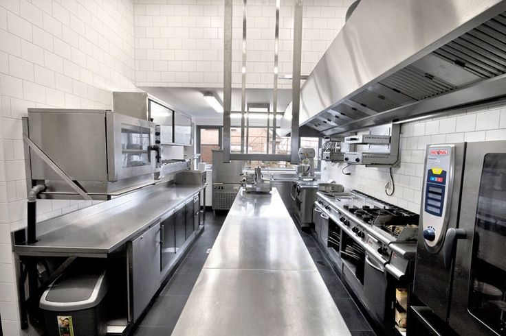 Stainless Steel Supplier For Commercial Kitchen Walls