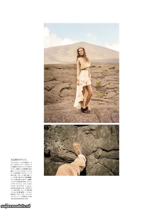 Supermodels.nl Industry News - 'Reflections From The Mountain Top'...