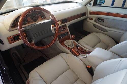 Maserati Quattroporte 4 V8. For Sale (1998)