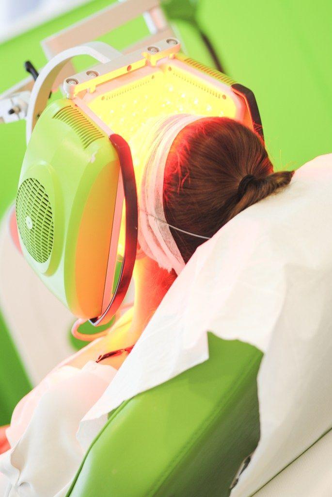 Tratament LED Facial de Hidratare